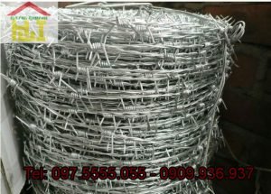 lưới thép kẽm gai xây dựng, luoi thep kem gai xay dung