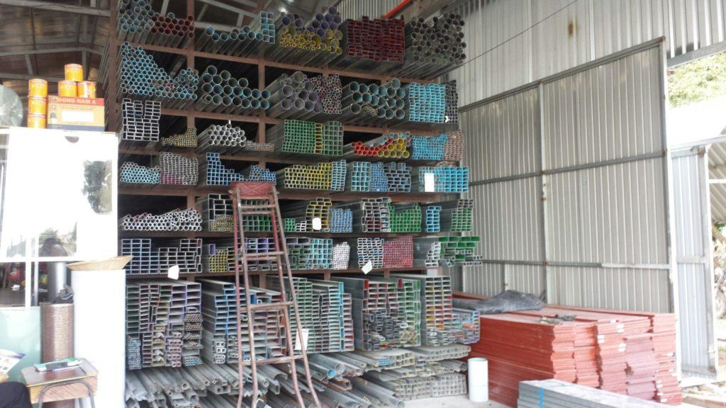 Đơn vị nào bán sắt thép xây dựng tốt nhất ?