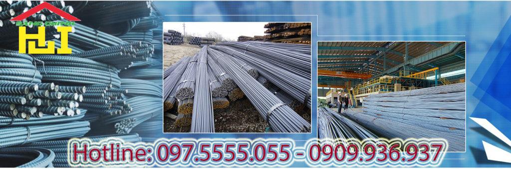 Báo giá sắt thép xây dựng