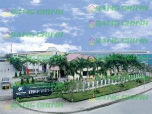 Sản phẩm chính thép Việt Nhật