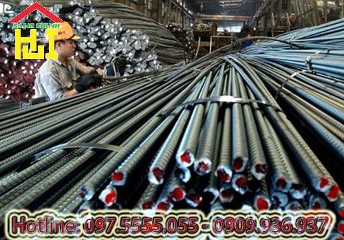 Báo giá sắt thép xây dựng Quận 6