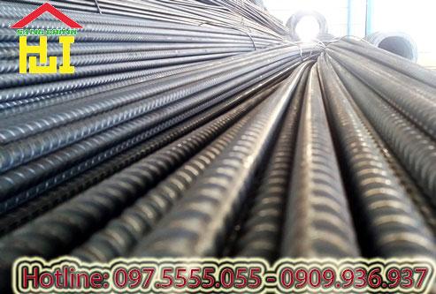 Báo giá sắt thép xây dựng tại Bà Rịa - Vũng Tàu