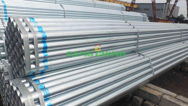 ưu điểm của thép ống mạ kẽm