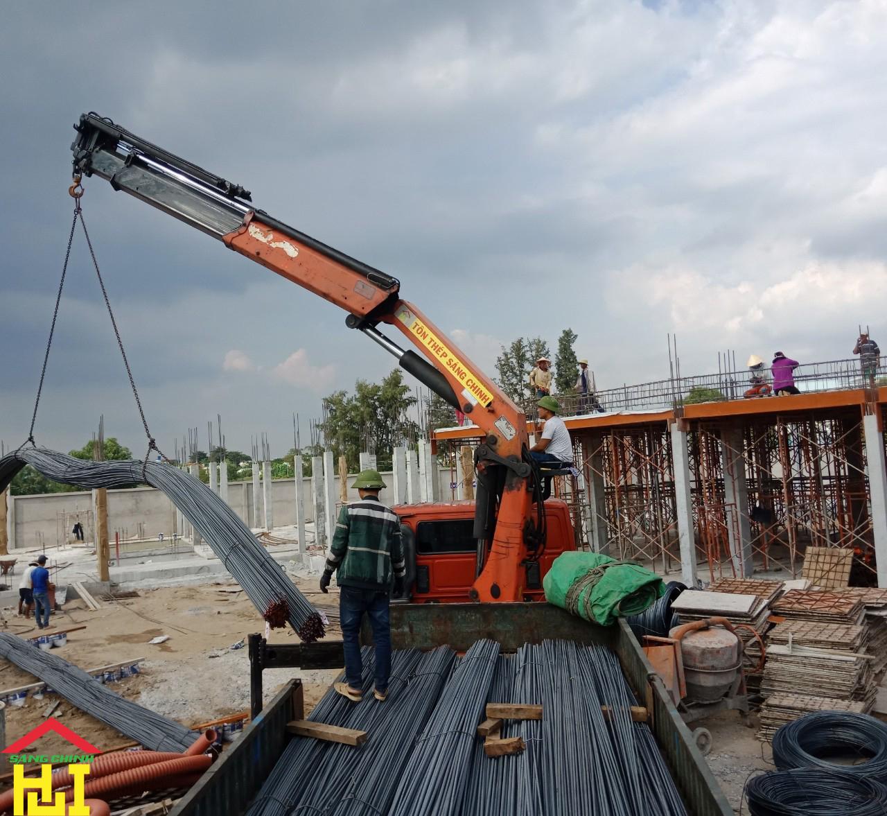 Sắt thép xây dựng - Giá rẻ chất lượng