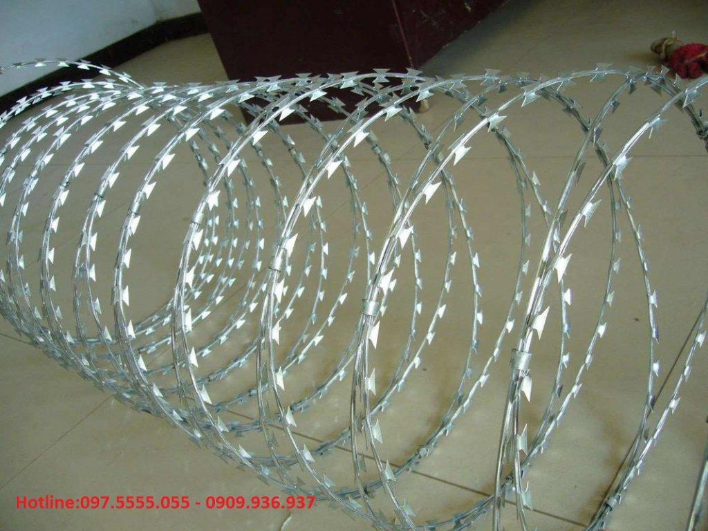 Nơi cung cấp thép kẽm gai mạ kẽm giá rẻ chất lượng tại quận 1 - Tôn thép Sáng Chinh