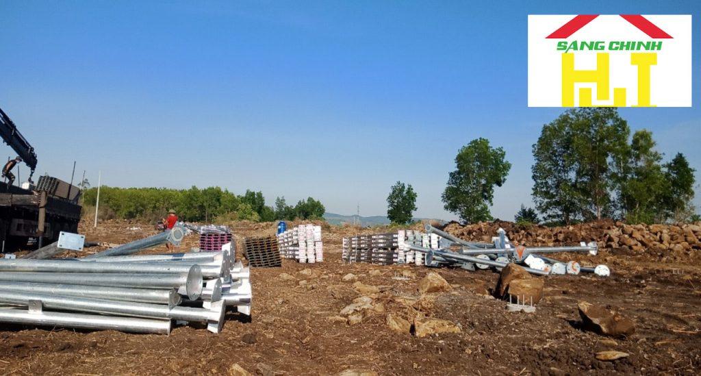 Hình 3: cung cấp xà gồ C, Z tại Ninh Bình