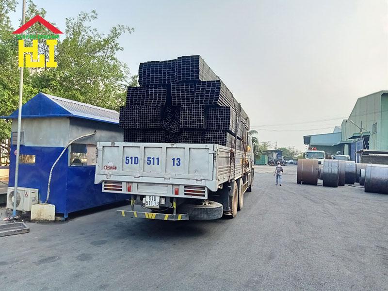 Báo giá thép hộp : hộp vuông, hộp chữ nhật, hộp đen, hộp mạ kẽm tại Cao Bằng