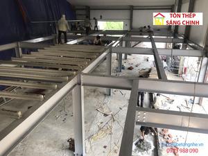 Ứng dụng thép hộp trong xây dựng