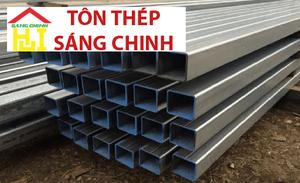 Báo giá thép hộp : hộp vuông, hộp chữ nhật, hộp đen, hộp mạ kẽm tại Tuyên Quang